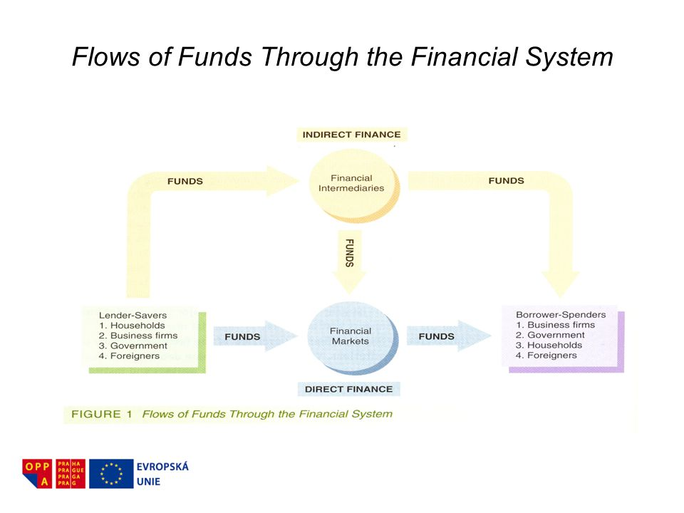 Flows of Funds Through the Financial System