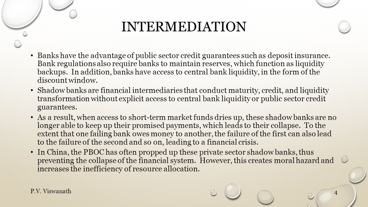 intermediation