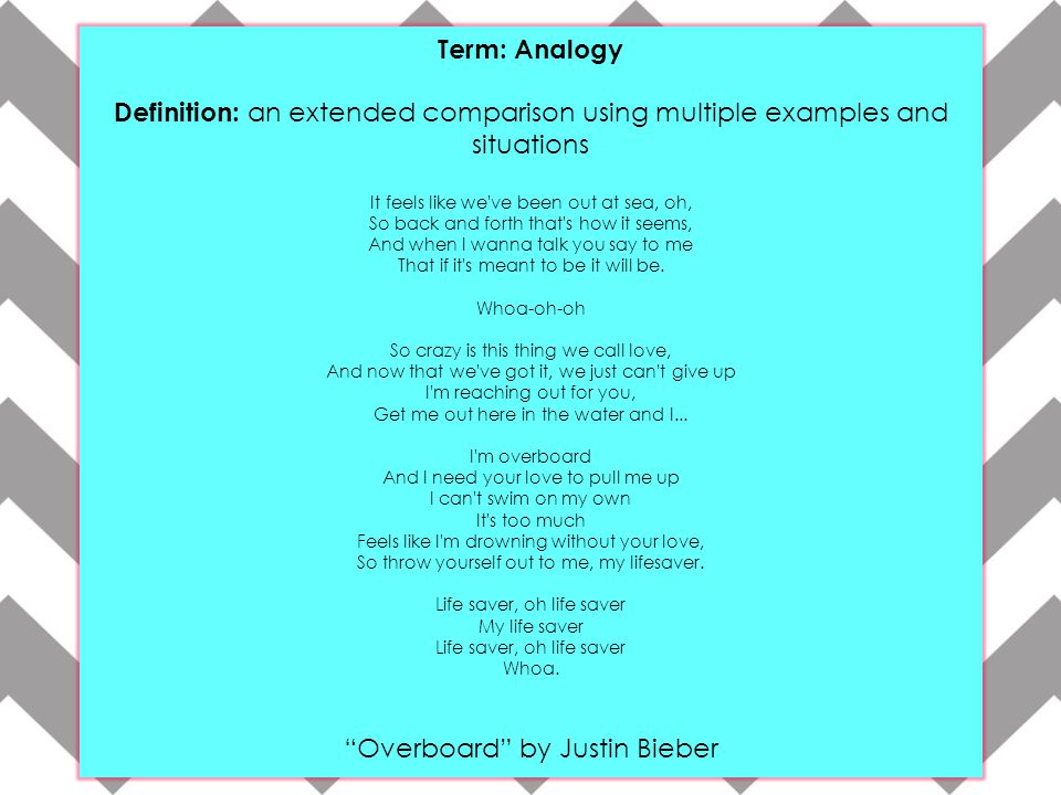 Overboard by Justin Bieber