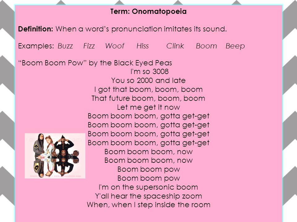 Boom boom boom, now Boom boom boom, now Boom boom pow Boom boom pow