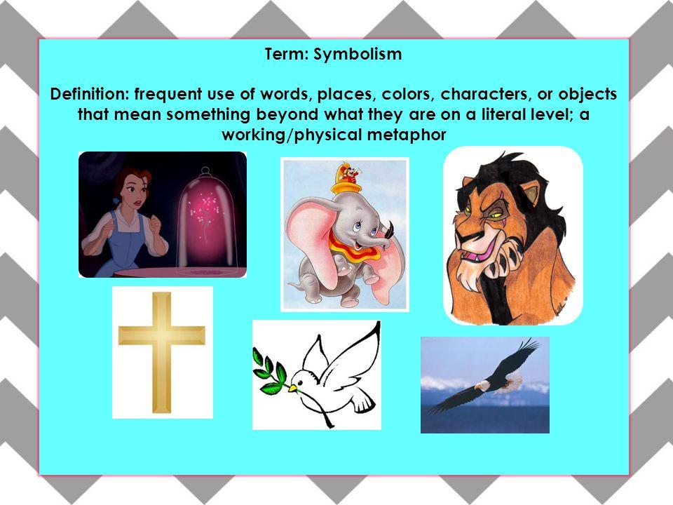 Term: Symbolism