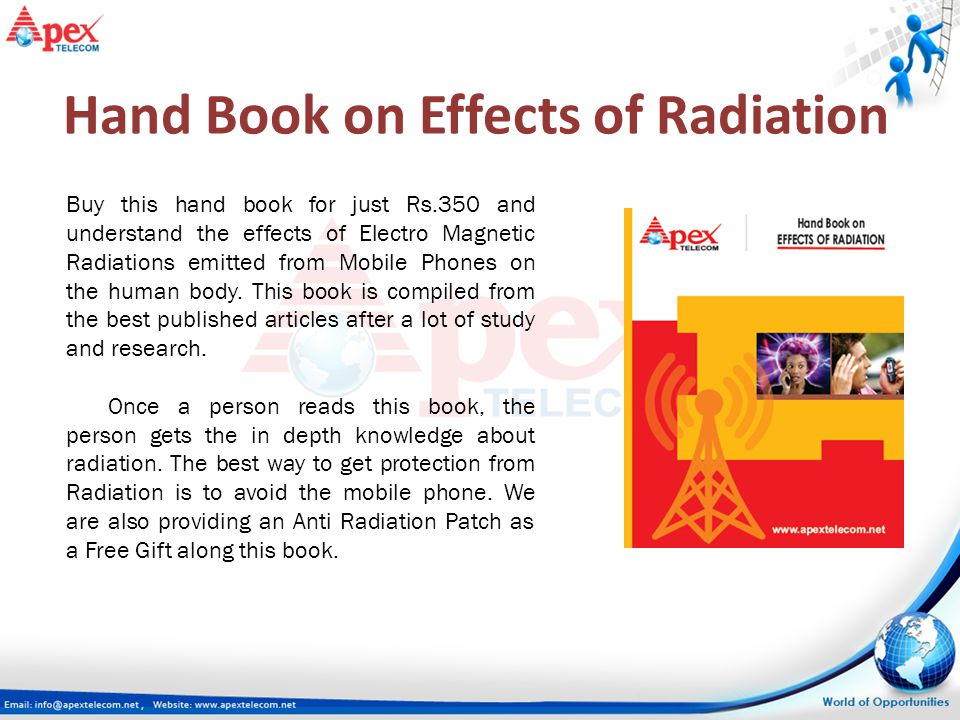 Hand Book on Effects of Radiation
