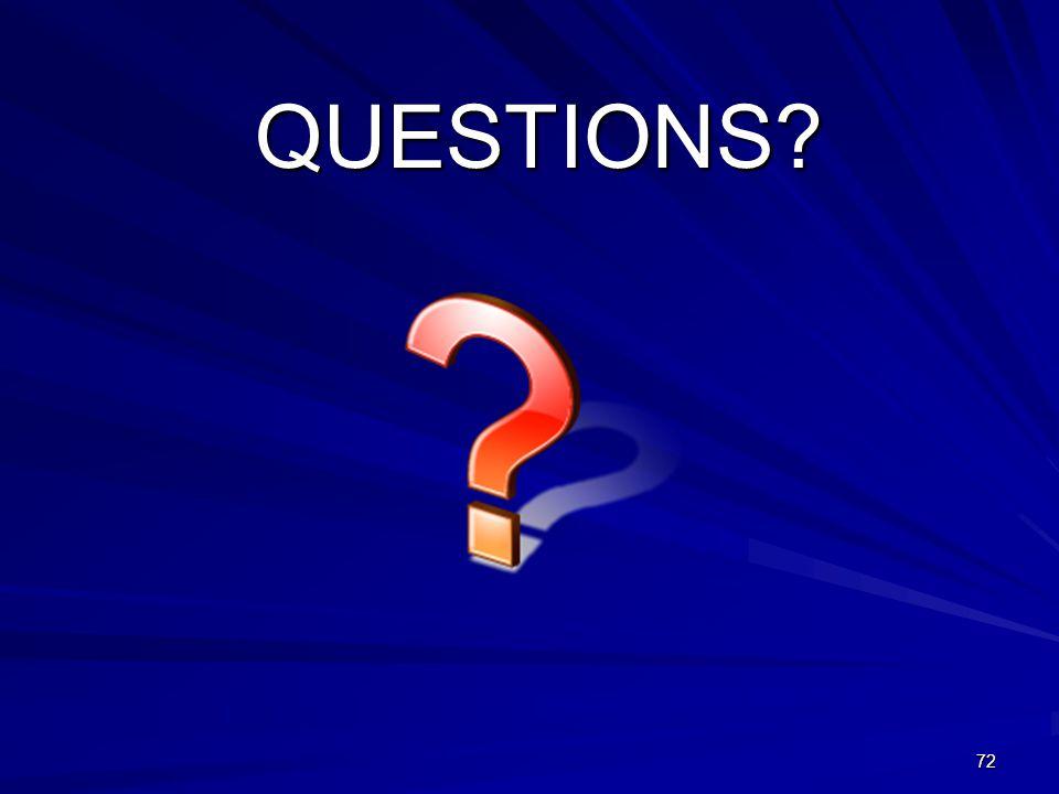 4/11/2012 QUESTIONS