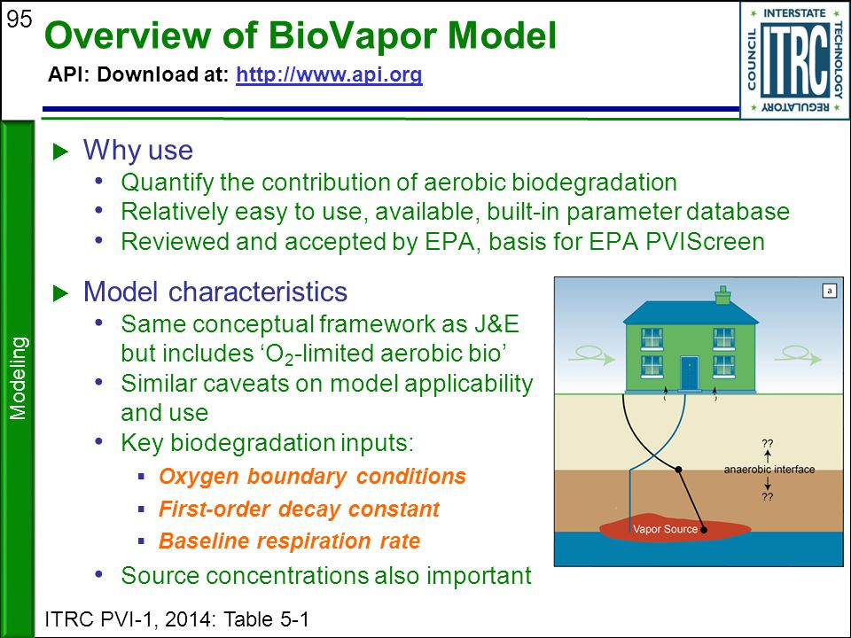 Overview of BioVapor Model