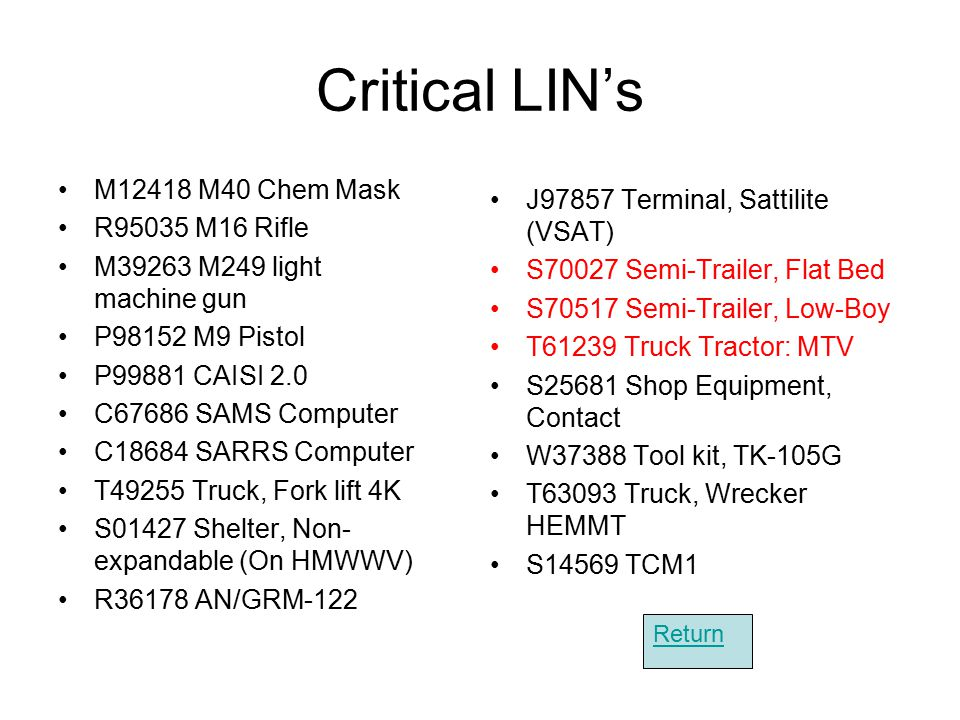 Critical LIN's M12418 M40 Chem Mask J97857 Terminal, Sattilite (VSAT)