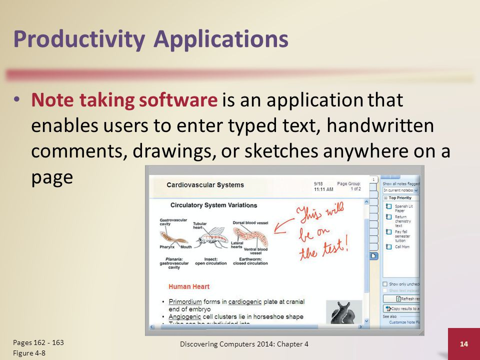 Productivity Applications