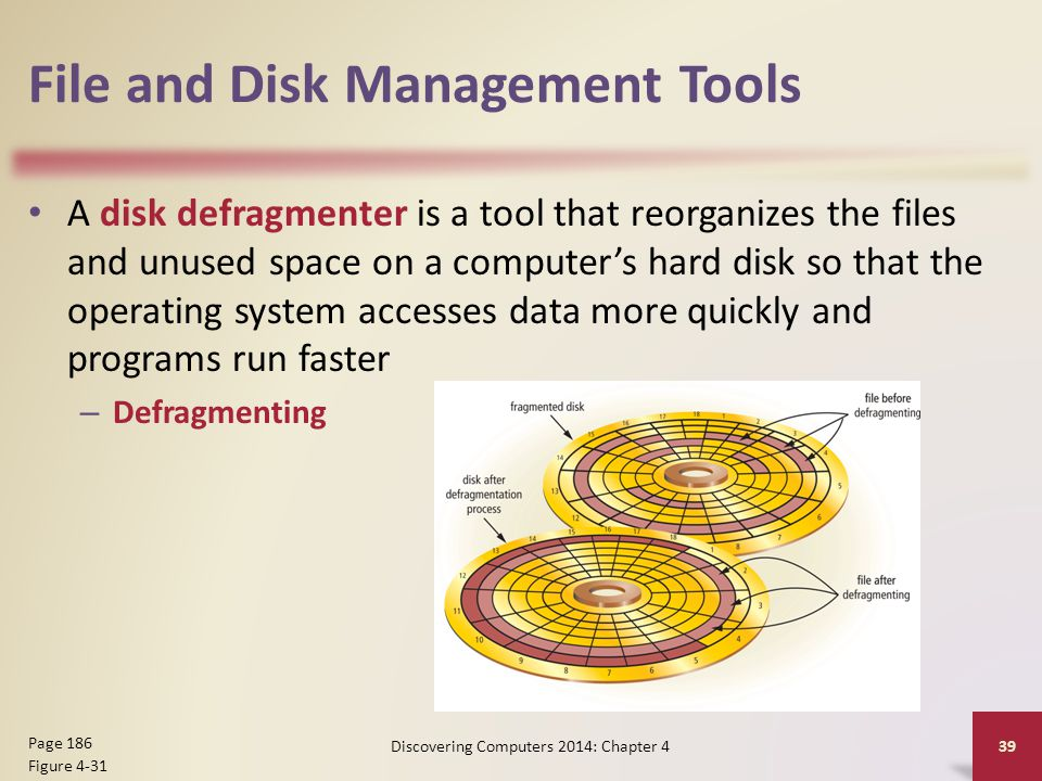 File and Disk Management Tools