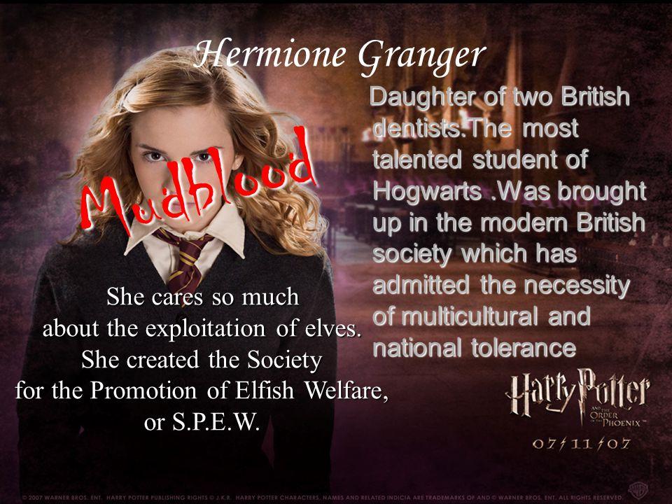 Mudblood Hermione Granger