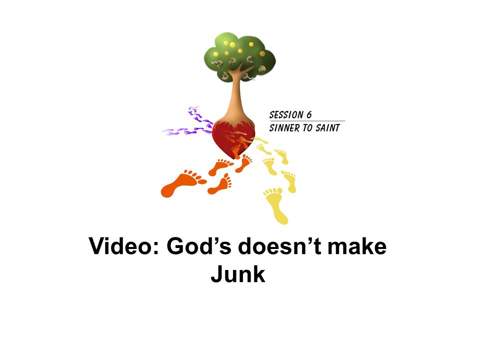 Video: God's doesn't make Junk