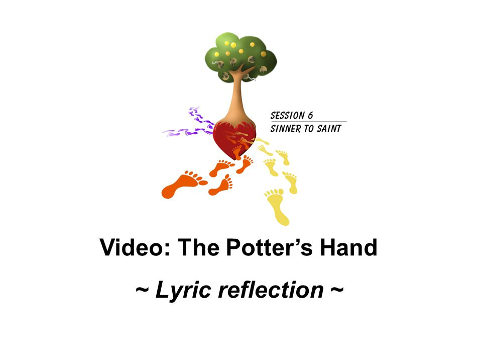 Video: The Potter's Hand