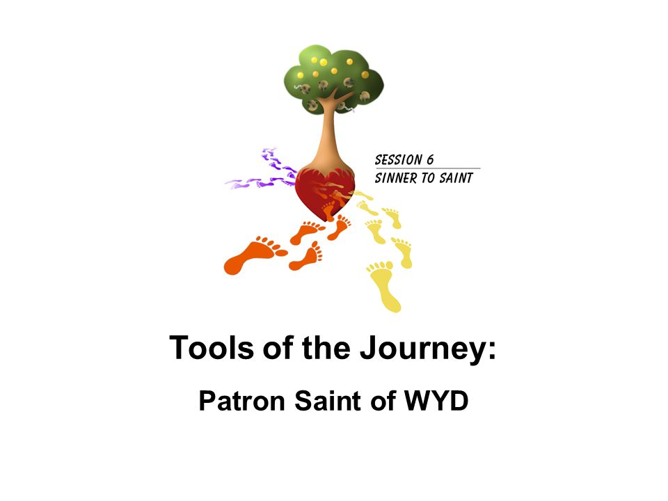 Tools of the Journey: Tools of the Journey: Ignatius thing