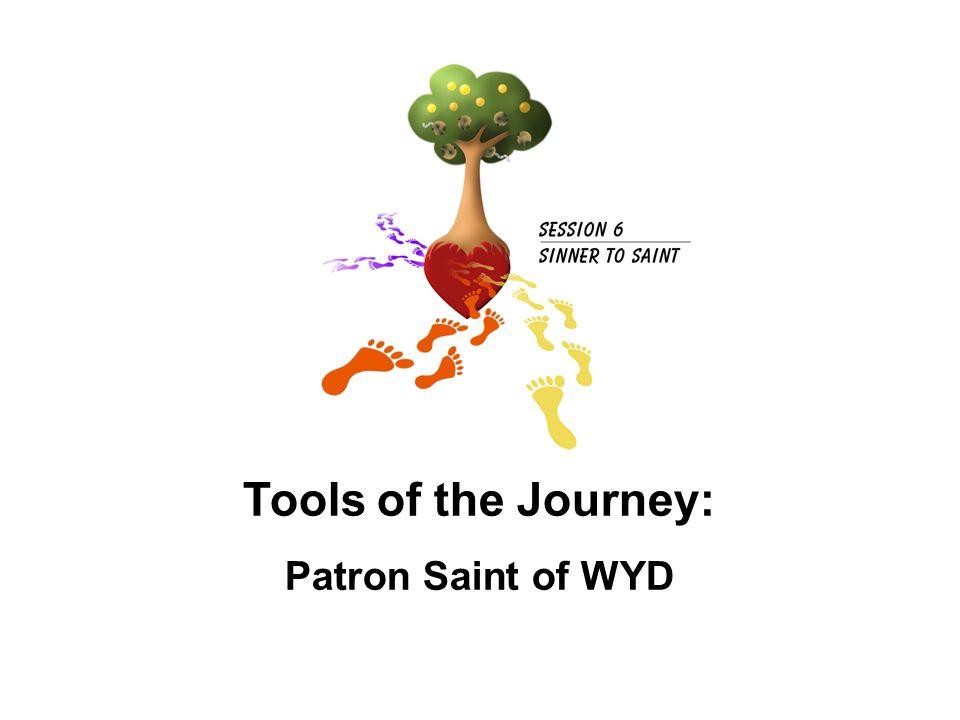 Tools of the Journey: Tools of the Journey: Ignatius thing