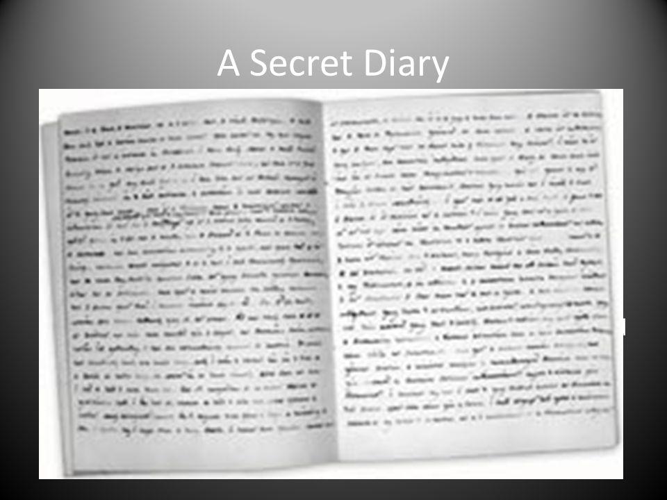 A Secret Diary