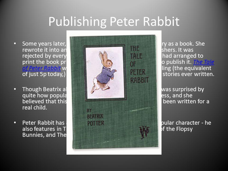 Publishing Peter Rabbit