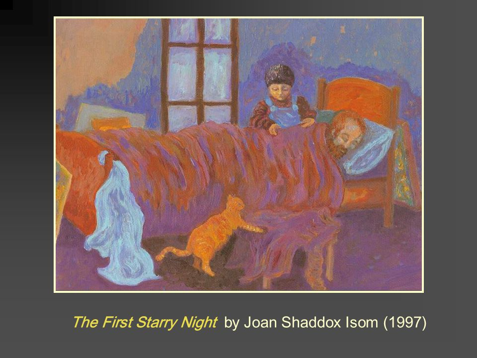 The First Starry Night by Joan Shaddox Isom (1997)