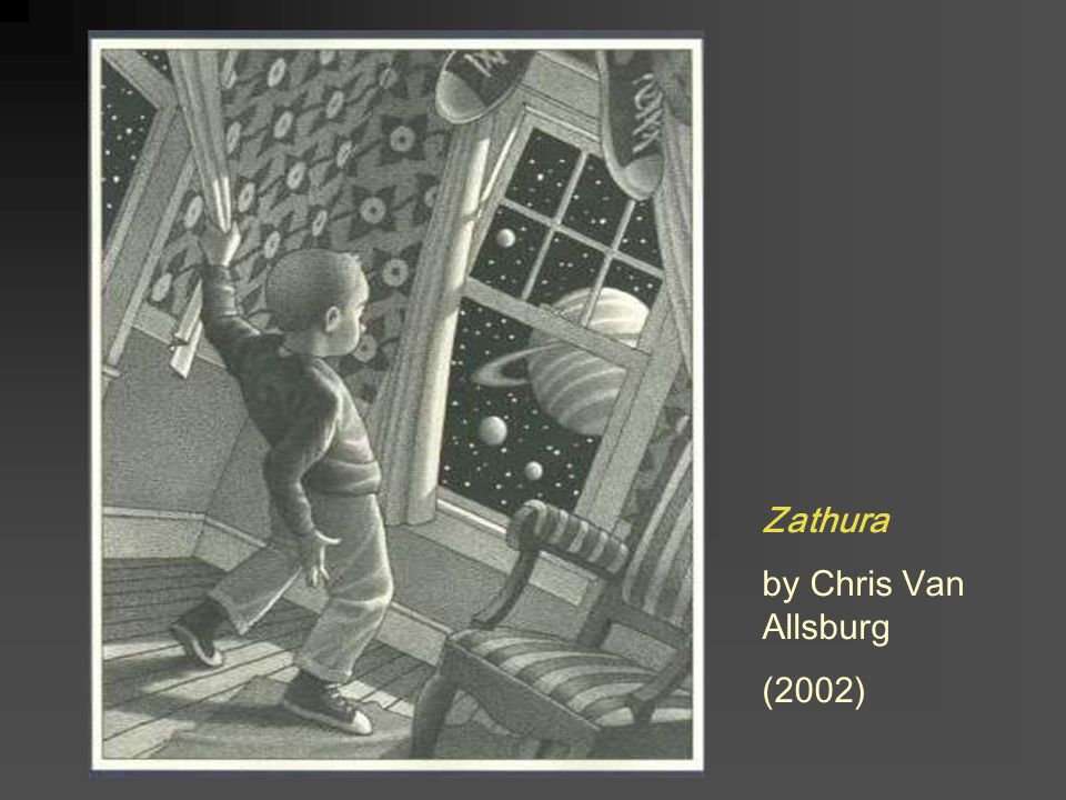 Zathura by Chris Van Allsburg (2002)