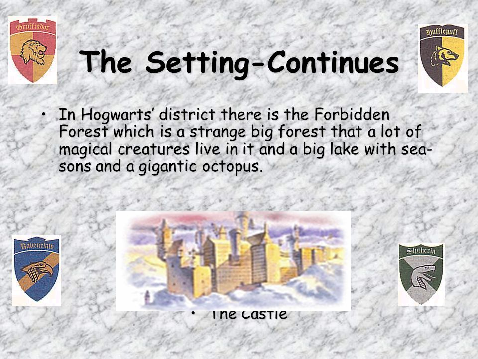 The Setting-Continues