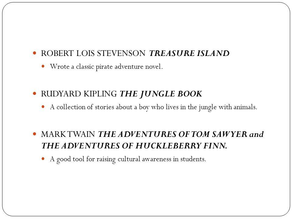 ROBERT LOIS STEVENSON TREASURE ISLAND