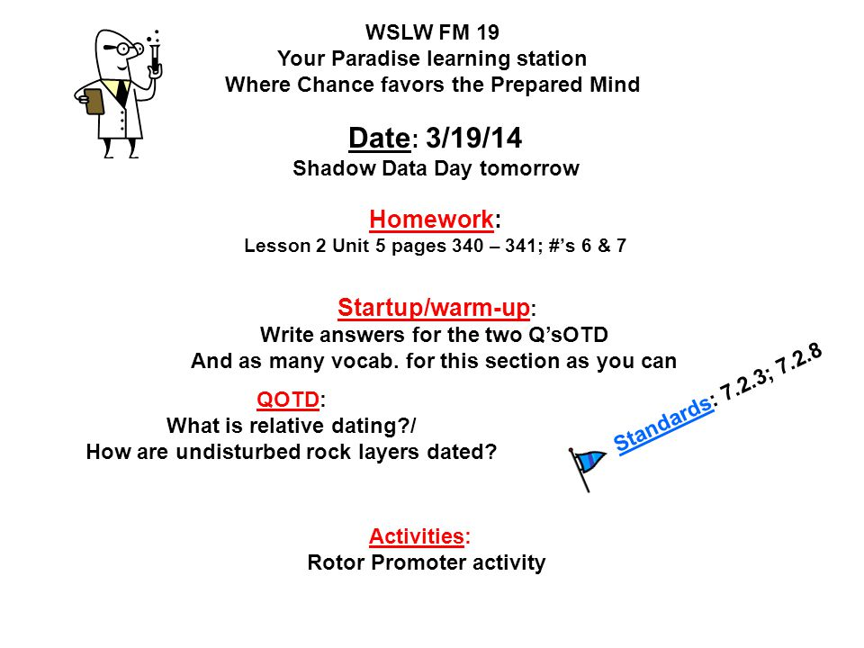 Homework: Lesson 2 Unit 5 pages 340 – 341; #'s 6 & 7