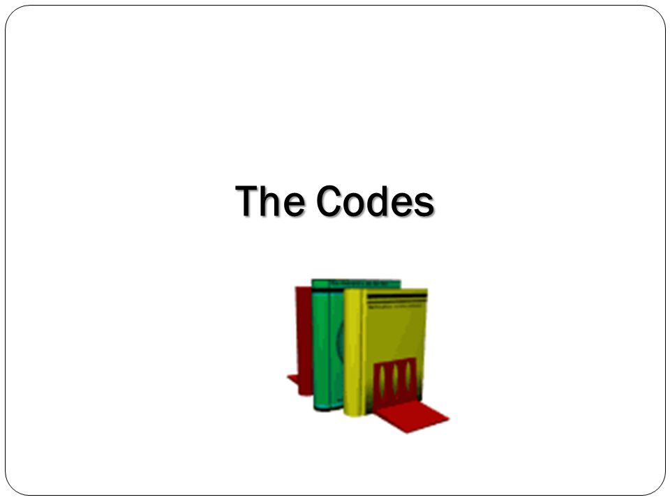 The Codes