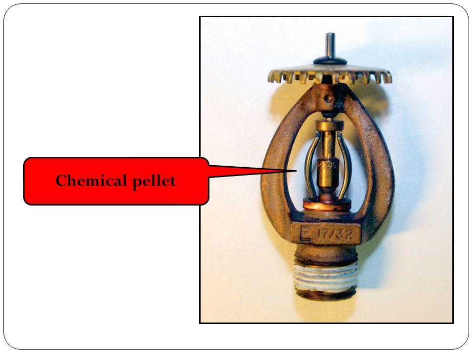 Chemical pellet