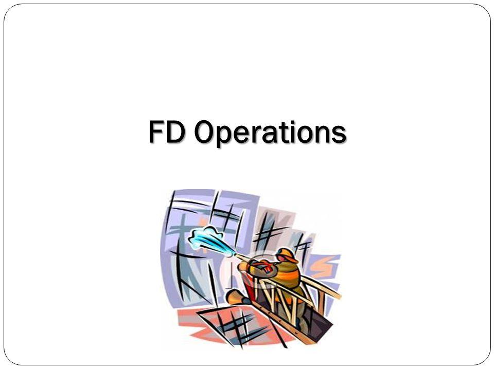 FD Operations