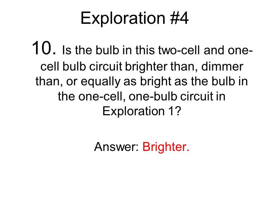 Exploration #4
