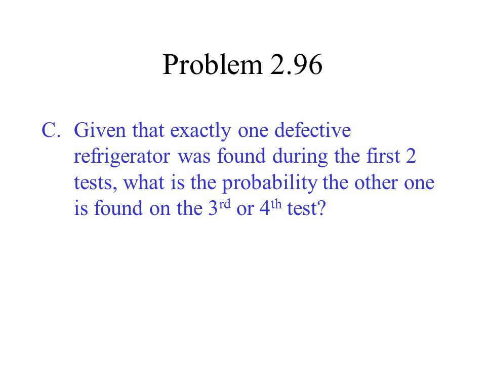 Problem 2.96