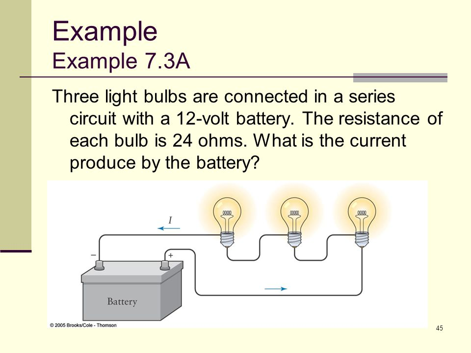 Example Example 7.3A