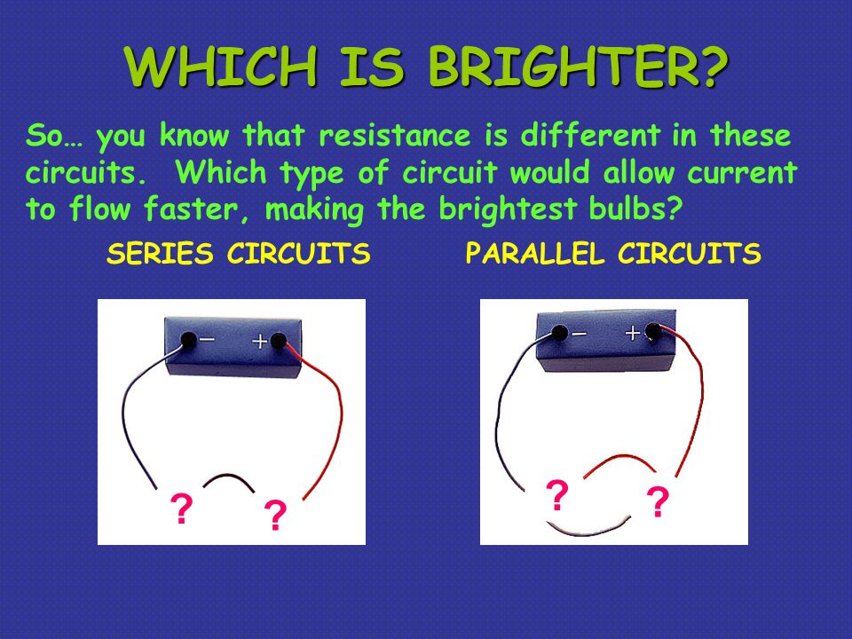 WHICH IS BRIGHTER