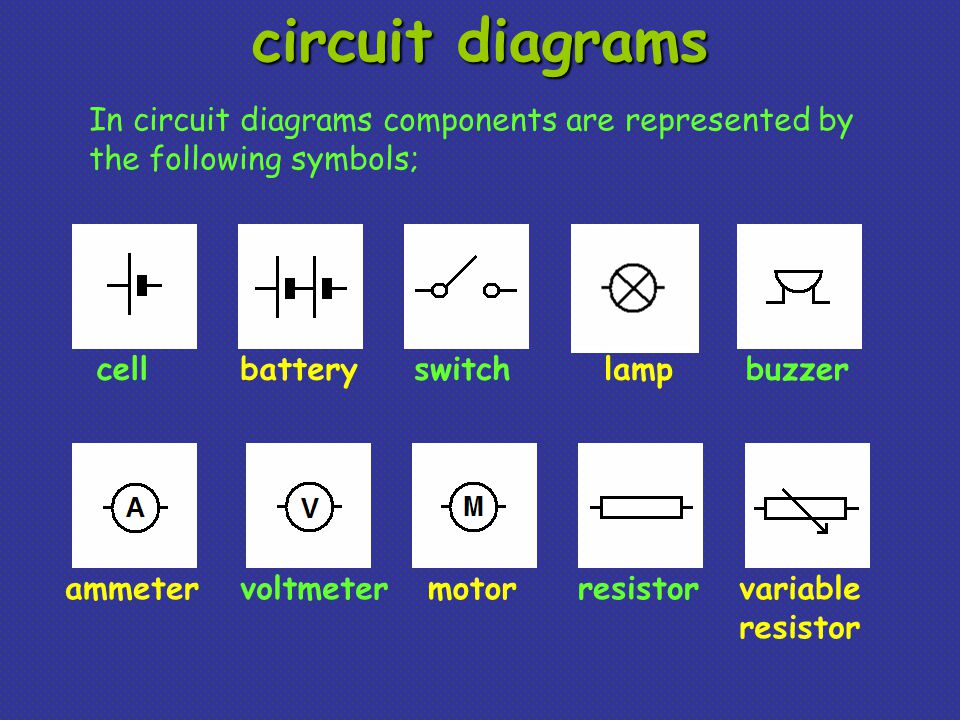 circuit diagram wire engine schematic buzzer electrical circuits. - ppt video online download