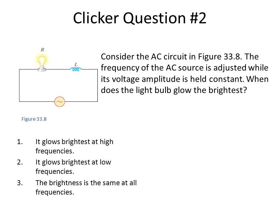 Clicker Question #2