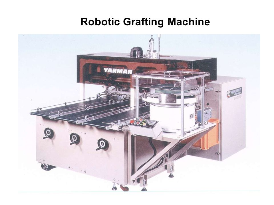 Robotic Grafting Machine