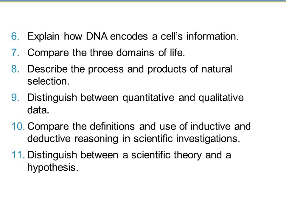 Explain how DNA encodes a cell's information.