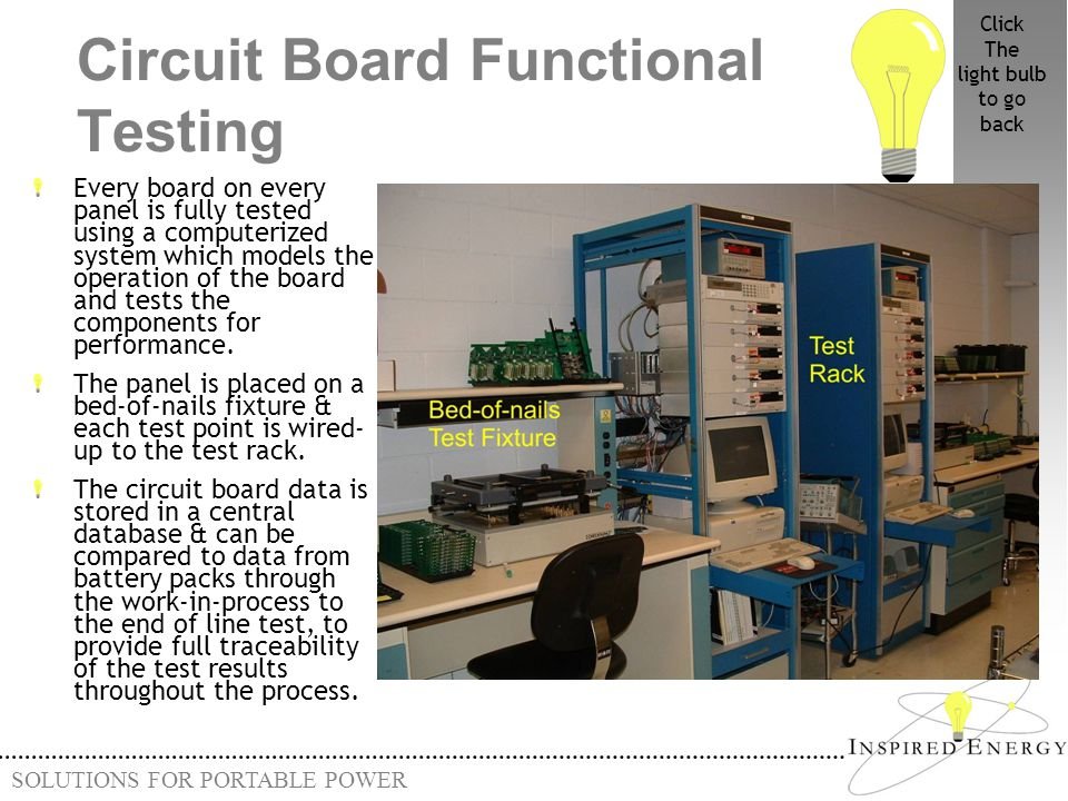 Circuit Board Functional Testing