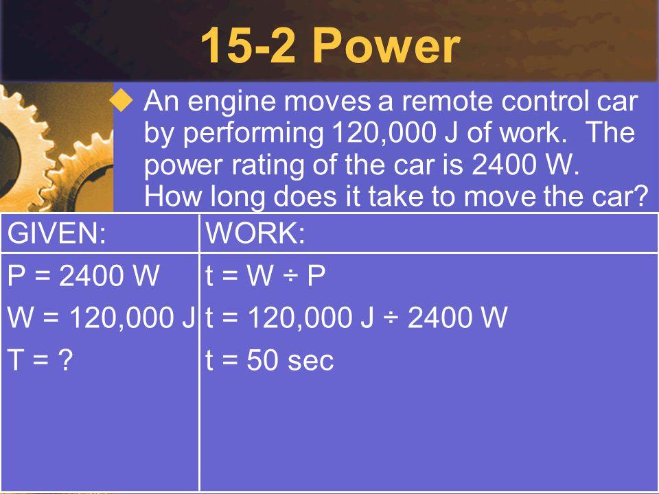 15-2 Power