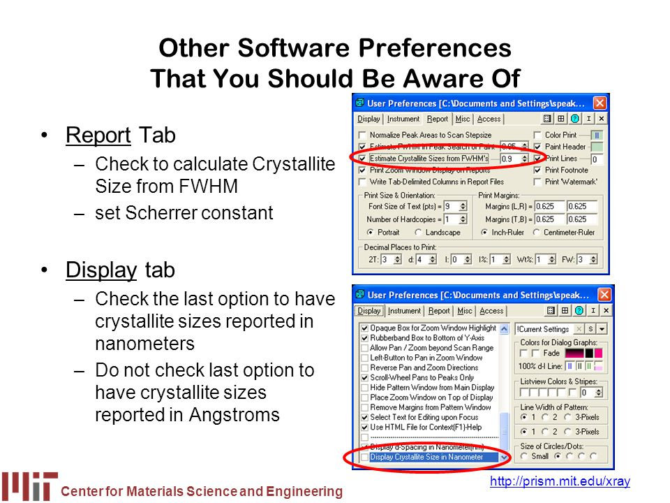 Other Software Preferences That You Should Be Aware Of