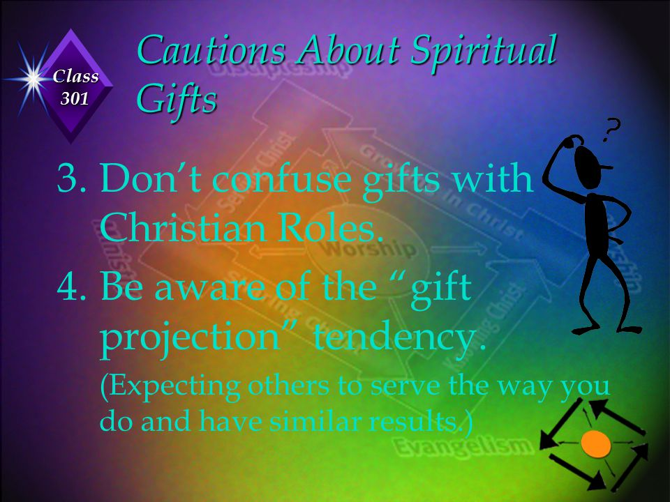 Cautions About Spiritual Gifts