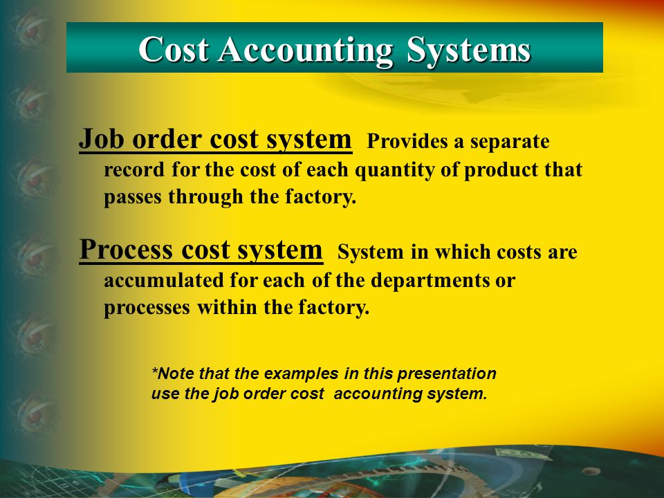 the implementation of activity based costing systems in accounting Introduction to activity based costing activity based activity based costing will overcome this we just released our 29-page managerial & cost accounting.