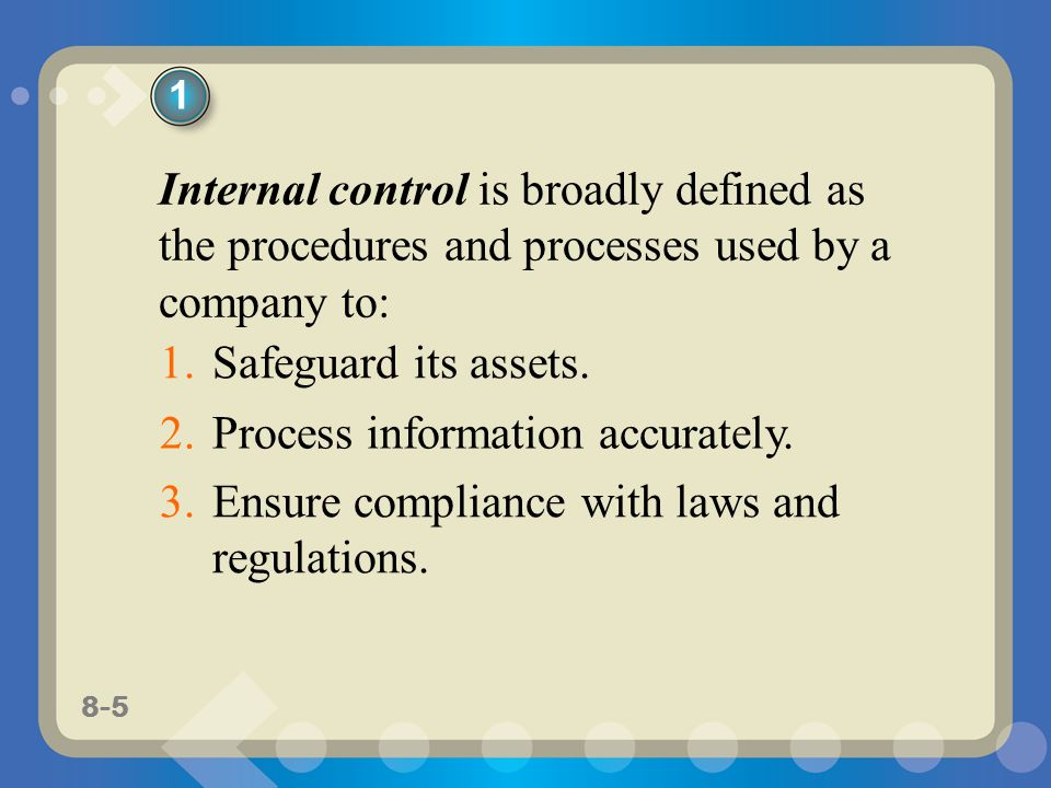 Process information accurately.