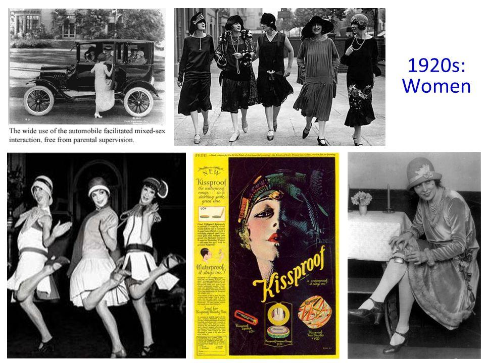 1920s: Women