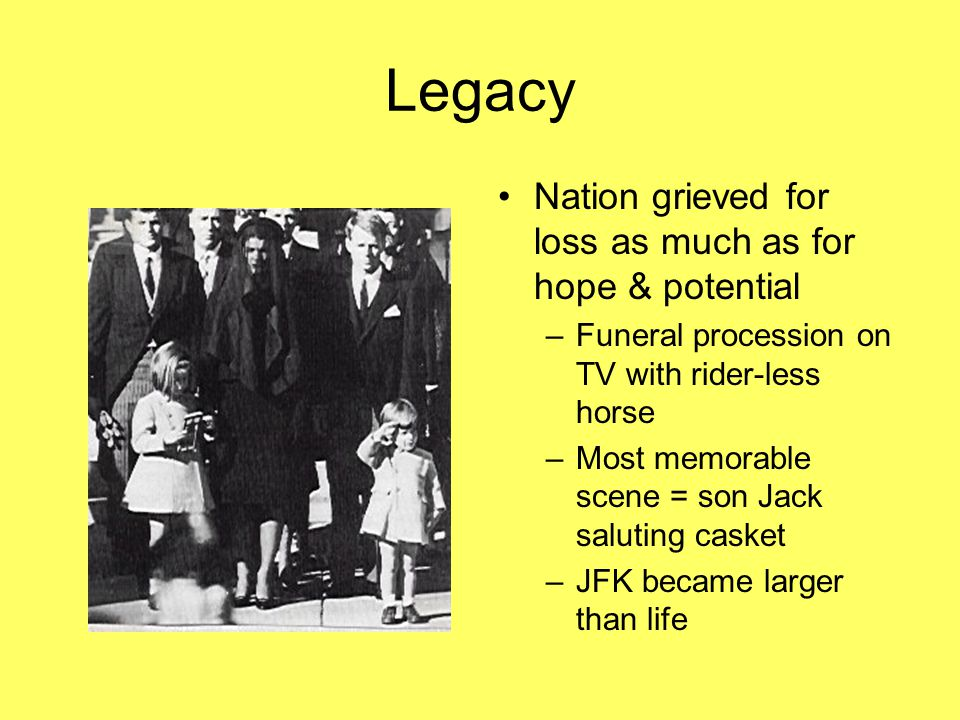 Legacy Nation grieved for loss as much as for hope & potential