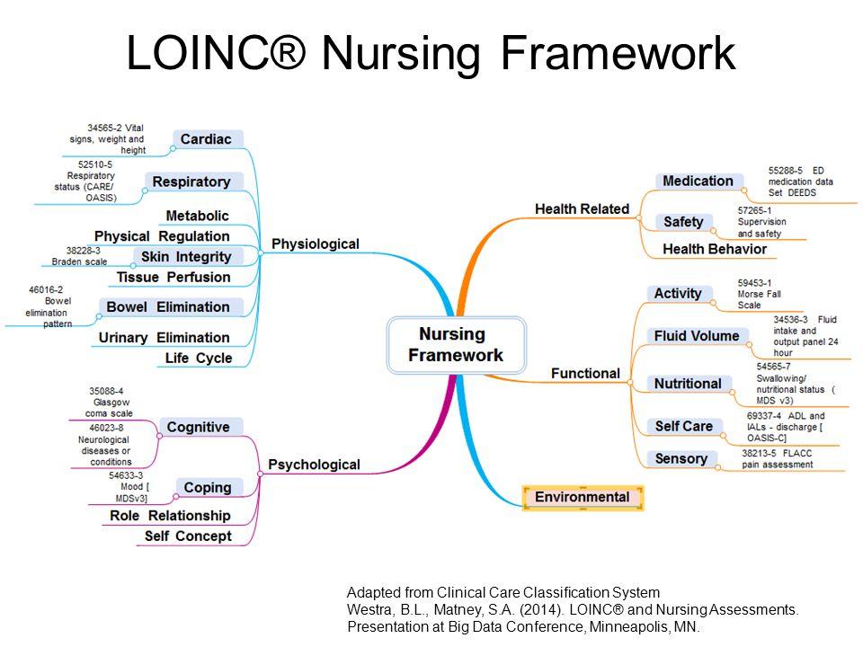 LOINC® Nursing Framework