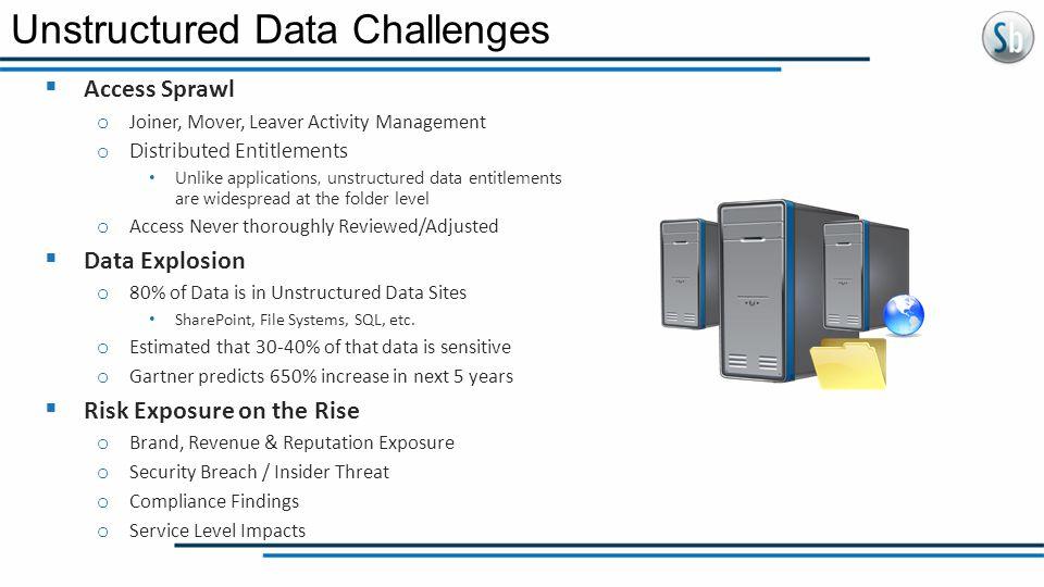 Unstructured Data Challenges
