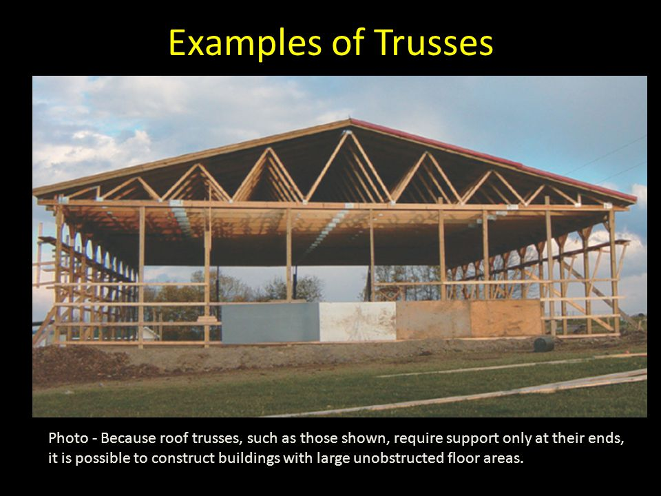 Examples of Trusses