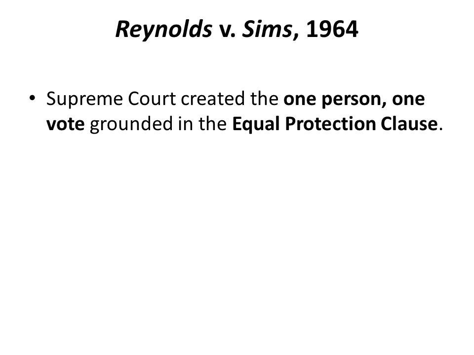 Reynolds v.