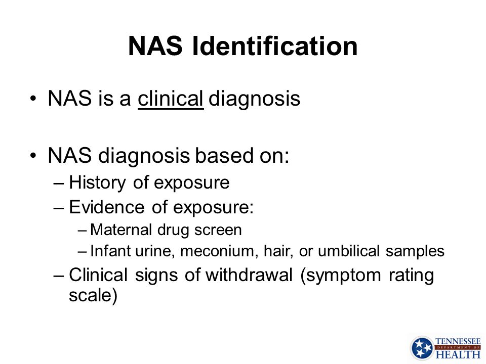 NAS Identification NAS is a clinical diagnosis NAS diagnosis based on: