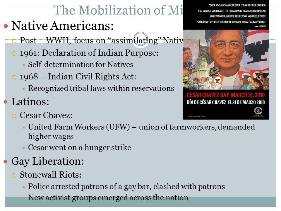 The Mobilization of Minorities