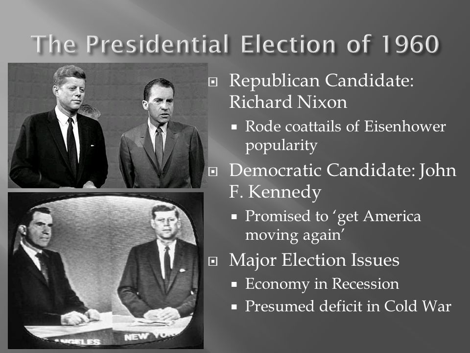 The Presidential Election of 1960