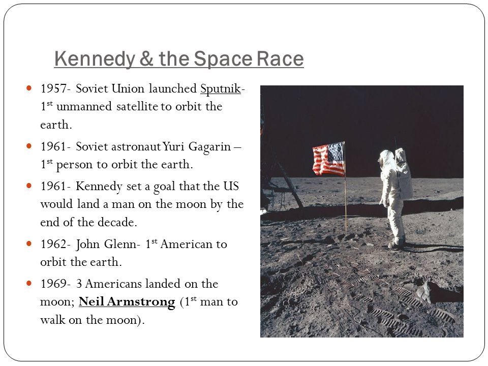 Kennedy & the Space Race